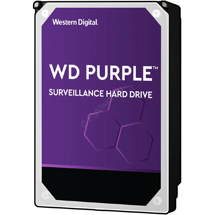 Жесткий диск для видеонаблюдения Western Digital Purple WD102PURZ 10000Gb