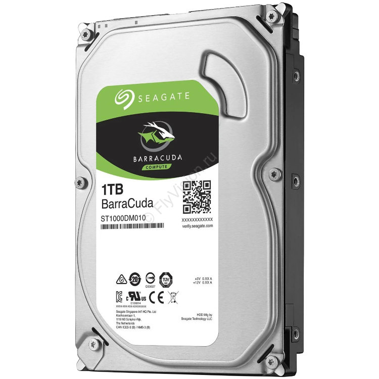 Seagate BarraCuda 1000Gb (ST1000DM010)